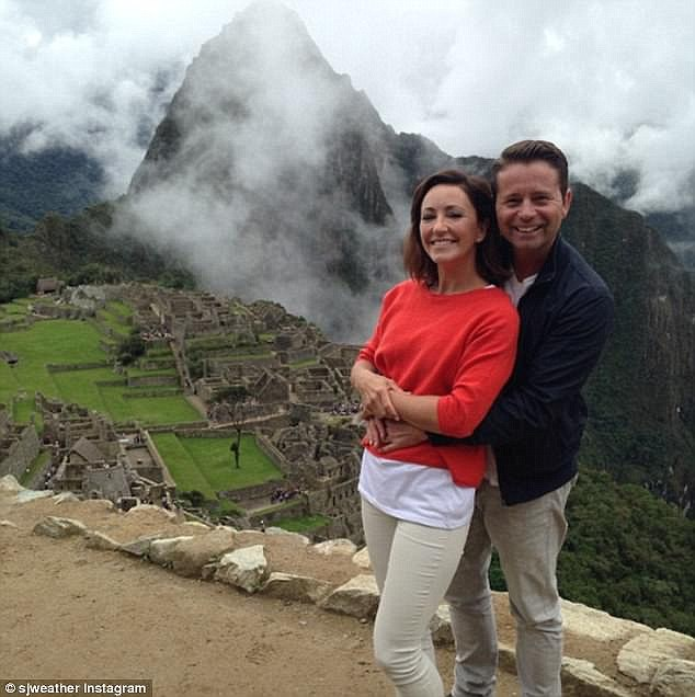 'They've grown in different directions': Channel Nine's Steve Jacobs 'SPLITS with wife Rosie' after nearly seven years of marriage