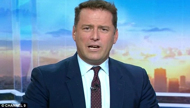 EXCLUSIVE: 'He's taking Uber to court!' Karl Stefanovic is said to be 'suing travel company for a breach of contract' as more details of THAT 'b*tchy' audio about co-host Georgie Gardner emerge