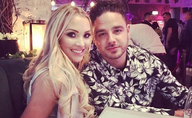 Adam Thomas And Pregnant Wife Caroline Attend Billionaire