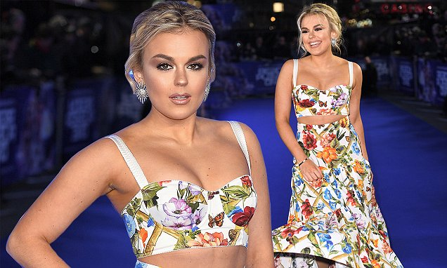 Tallia Storm Flaunts Her Incredible Figure And Toned Abs