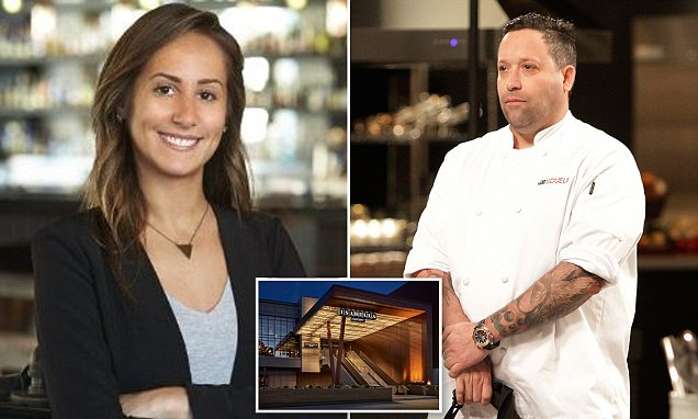 Celebrity chef Mike Isabella accused of sexual harassment