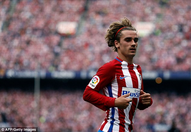 Griezmann says the arrival of Diego Costa at Atletico has made things easier for him
