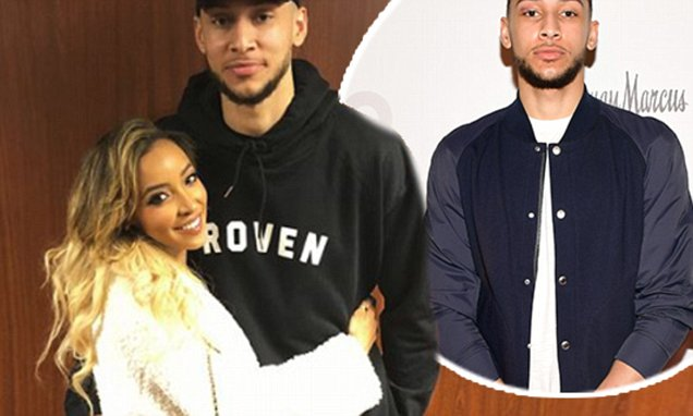 NBA Star Ben Simmons Conforms Relationship With Tinashe