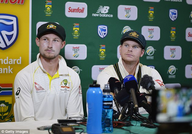 Steve Smith and Cameron Bancroft will wait to hear their fate after admitting ball tampering charges during the third Test in South Africa