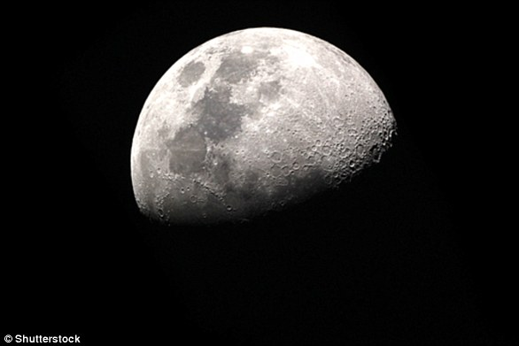Many researchers believe the moon formed after Earth was hit by a planet the size of Mars billions of years ago. This is called the giant impact hypothesis