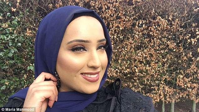 """Empoderando: La aspirante a trabajadora social dijo que está orgullosa de """"vestir su identidad musulmana"""""""