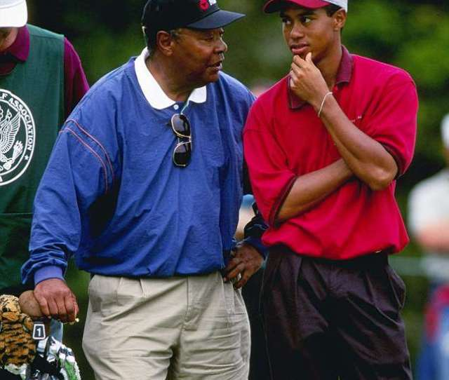 The Biography Claims Woods Sr Left Hurled Abuse At Tiger To Toughen Him Up