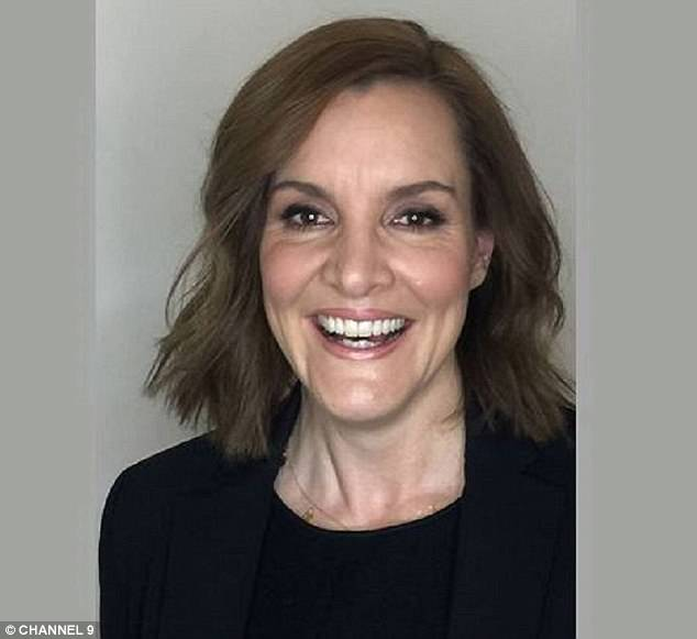Oh dear: 'Kristy (pictured) is not happy. She really feels thrown under the bus by Karl. She doesn't want him to be part of her show,' an insider told The Daily Telegraph's Confidential