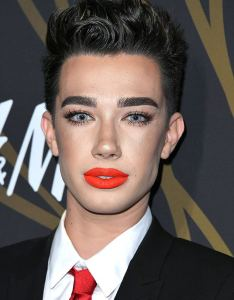 Drama the first ever male covergirl james charles said that ariana grande also is  rudest celebrity according to rh dailymail