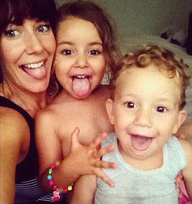Brisbane mother Sally Faulkner continues to fight for the return of her children, Lahela and Noah