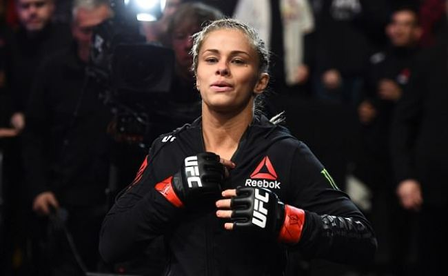 Ufc Star Paige Vanzant Reveals She Was Gang Raped As A