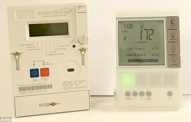 Laser Energy Meters : Govt threats behind smart meter bullying not a lot of people know that