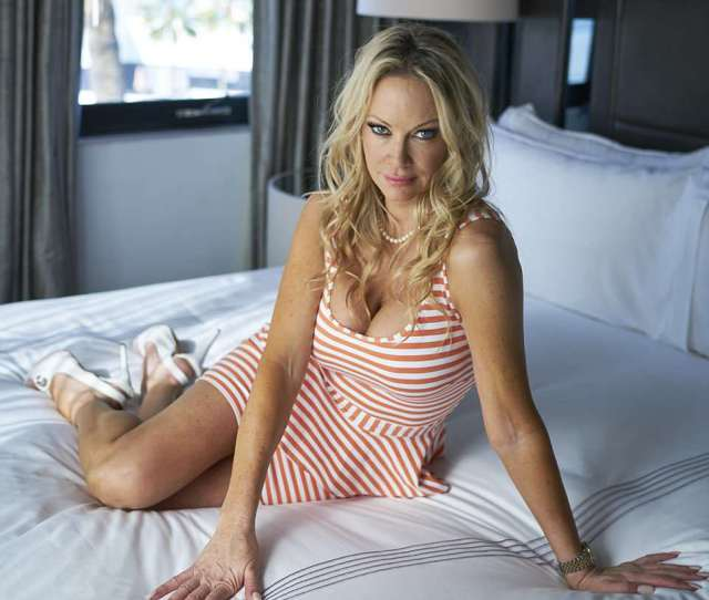 Former Playboy Playmate Barbara Moore 49 Told Dailymail Com About Her Six