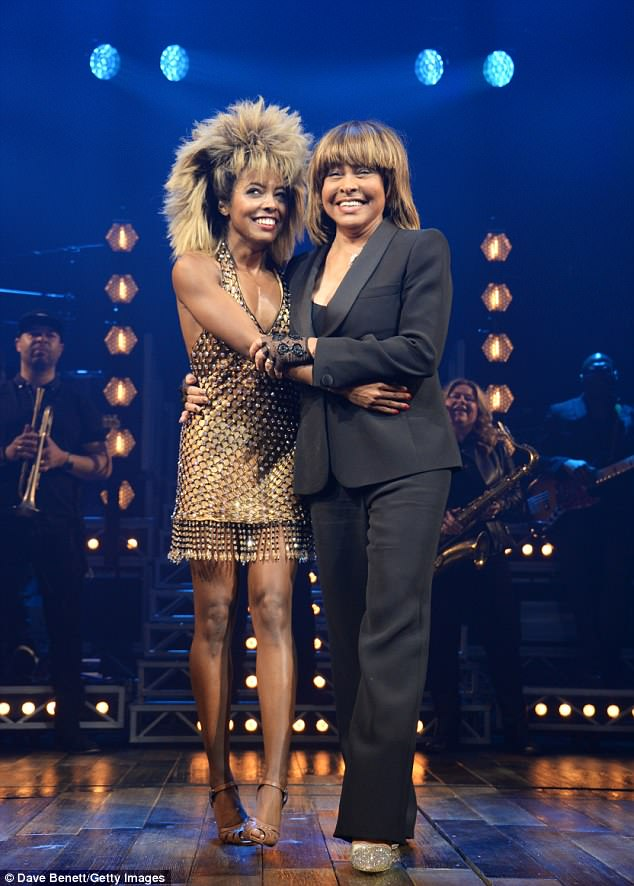 Page turning:Tina first told her story in her 1986 autobiography, I, Tina, and according to reports, she will release another memoir titled Tina Turner: My Love Story later this year