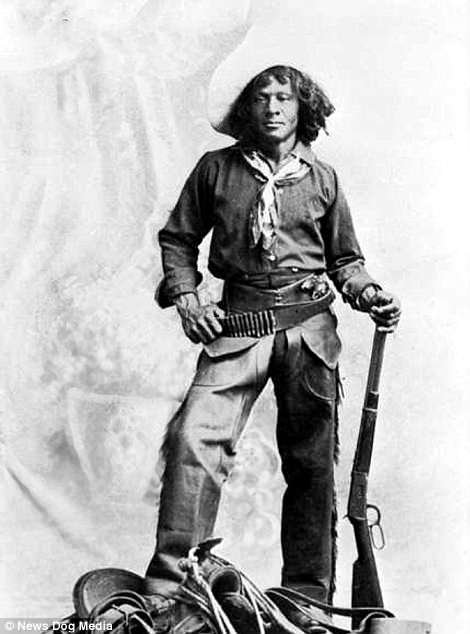 Nat Love, an African-American cowboy and former slave, pictured circa 1900.Nat Love was the most famous black hero of the Old West largely down to his self-reported exploits in his autobiography.Nat taught himself how to read and write  he tells how he moved to Dodge City, Kansas to work as a cowboy where he fought cattle rustlers and met Pat Garrett and Billy the Kid