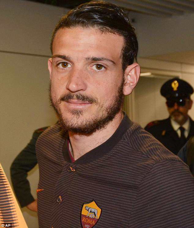 Alessandro Florenzi is set to play a big role as Roma search for a Champions League final spot