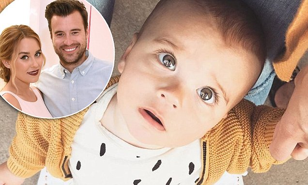 Lauren Conrad dotes on baby boy Liam  Daily Mail Online