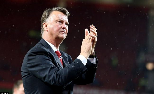 Louis Van Gaal Claims He Has Received An Offer He Can T