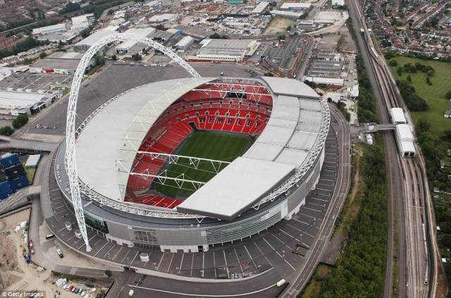 The Football Association are on the verge of selling Wembley Stadium in a huge £800m deal