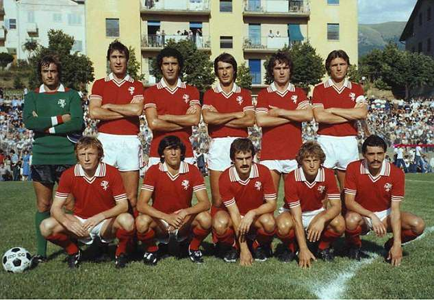 Perugia went undefeated in the 1978-79 season, but remarkably did not win the Scudetto