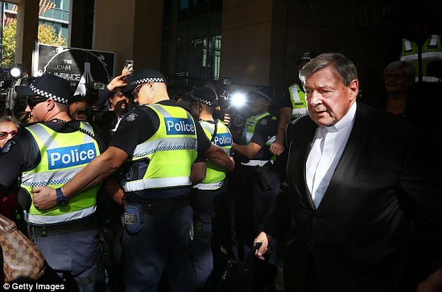 While Pell will stand trial on some offences, the most serious were thrown out of court