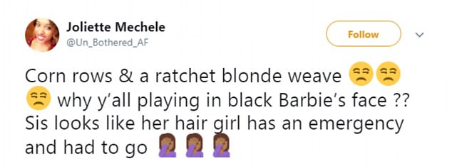 Ratchet Barbie