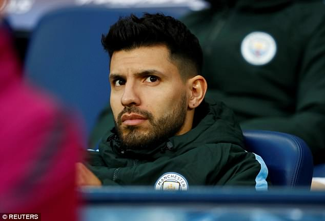 Argentina striker Sergio Aguerowill be ready for the World Cup, according to Pep Guardiola
