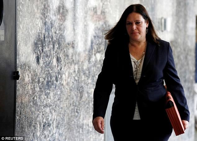 Top prosecutor Joan Illuzzi (above) is handling the case as a grand jury considers evidence
