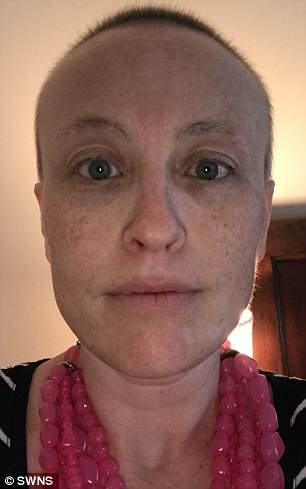 Eileen said the hardest part of her cancer was having everyone degrade her down to a diagnosis