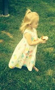 Weyant daughter