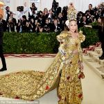Sarah Jessica Parker in D&G at the 2018 Met Gala