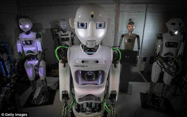 Many academic and commercial research groups are also using the robots as research and development platforms