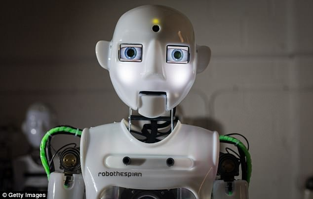The top of the range android, the fully interactive and multilingual RoboThespian (pictured), has been sold and displayed around the world