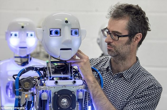 RoboThespian has been used for many different things such as a comedian, an acotr and even as a dance troupe
