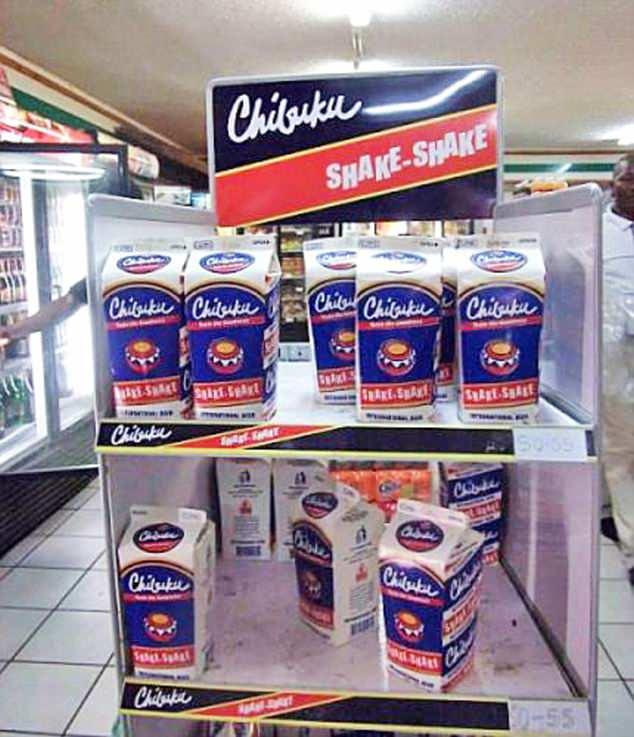 Supplies of Chibuku Shake Shake are running perilously short according to the brewery