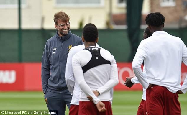 Jurgen Klopp wants to give Lallana a chance before Gareth Southgate names his squad