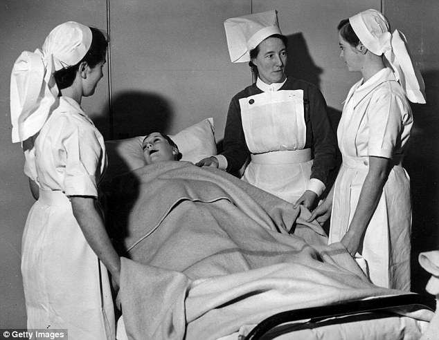 Nurses should not be referred to as sisters or matrons because it puts men off joining the profession, it was claimed yesterday