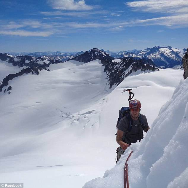 John Jenkins, an experienced climber, died at 32-years-old when he tumbled 600 feet down a mountain and waited four hours for a rescue