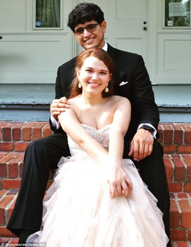 Prom queen: As she went to Saulo's senior prom the year before, Brianna'shared that she considered that night her own prom