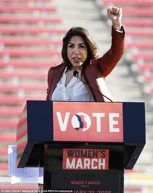 In Idaho, former state Rep Paulette Jordan won the Democratic primary for governor. She is the first woman to become the Democratic gubernatorial nominee in Idaho