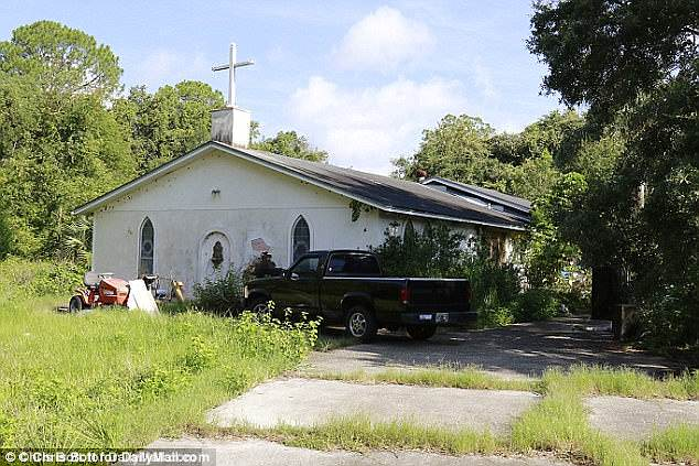 Fred Markle is the leader at the Eastern Orthodox Catholic Church in the US, in Florida, where he goes under the name Bishop Dismas