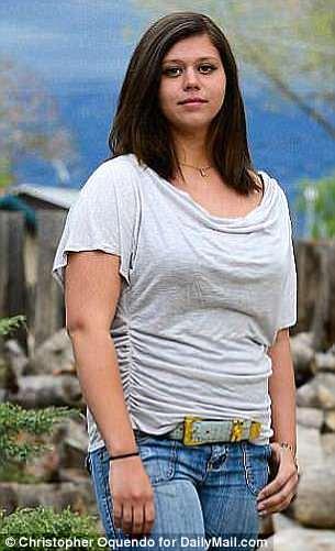 Meghan's teenage niece Noel Rasmussen, 19, is estranged from her mother Samantha