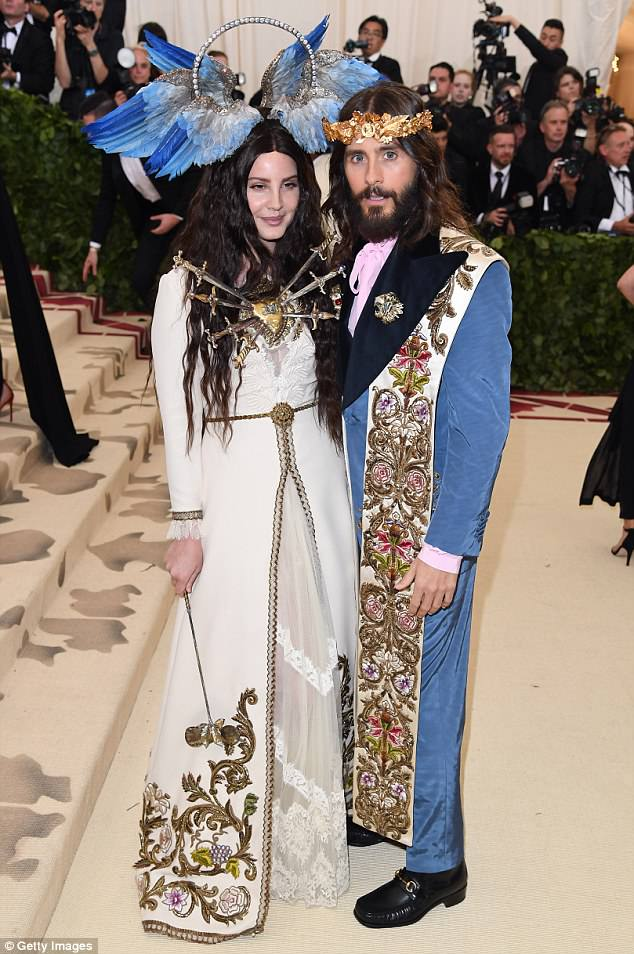 Some are wondering if Jared is romancing singer Lana Del Rey after the duo attended the Met Gala together earlier this month