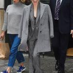 Emilia Clarke's Style in New York City