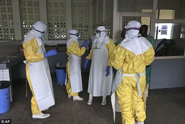 Ebola patients who escaped Congo quarantine were 'taken to church ...