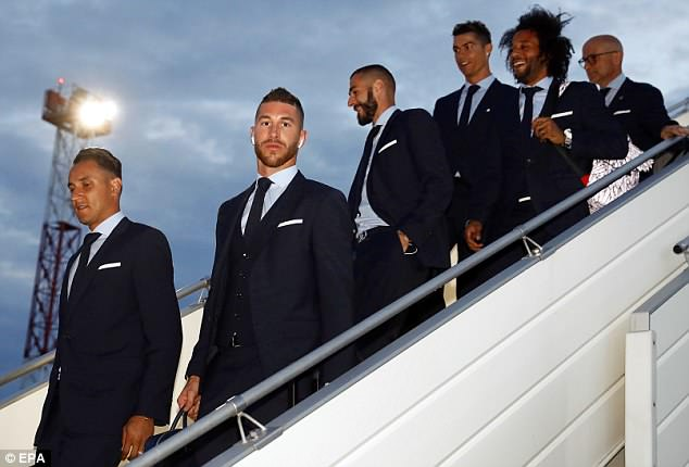 Madrid are searching for their third consecutive Champions League triumph on Saturday