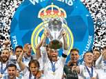 Real Madrid 3-1 Liverpool: Los Blancos win third straight Champions League title