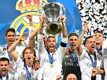 Real Madrid's hat-trick of European successes has so much to do with Sergio Ramos