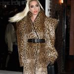 Lady Gaga is back to her extraordinary style