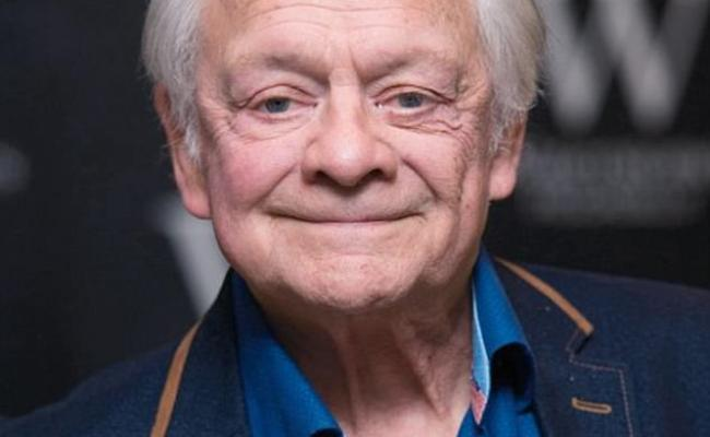 My Life Through A Lens Tv Comedy Legend Sir David Jason